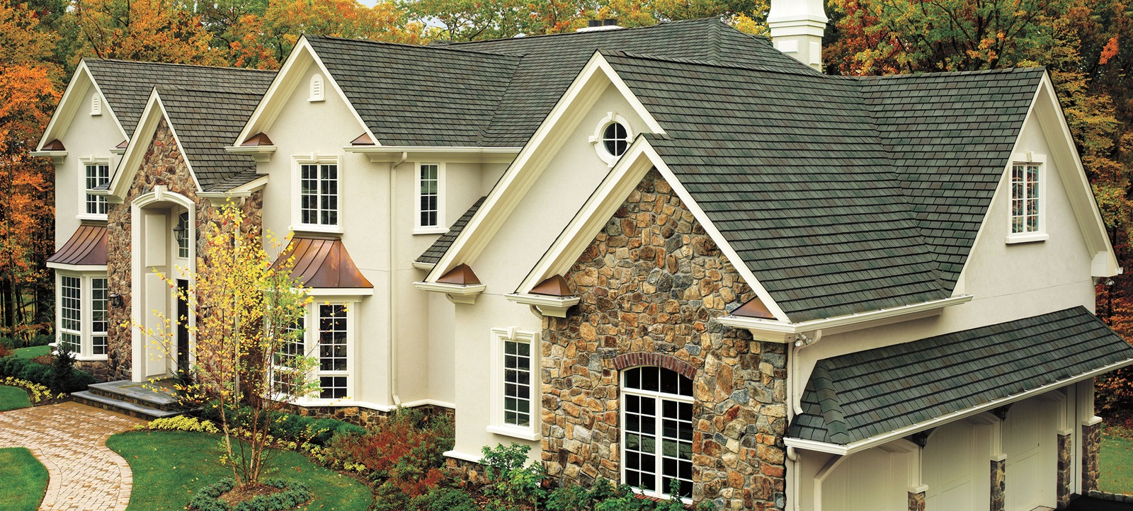 Slateline Roof Shingle Lifetime Designer Roofing Shingles