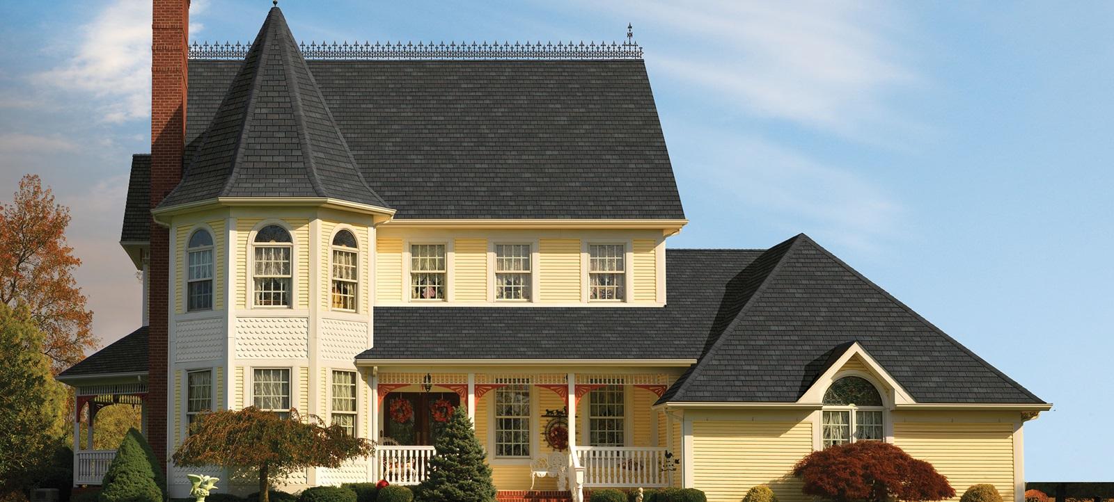 Slateline Roof Shingle Lifetime Designer Roofing Shingles